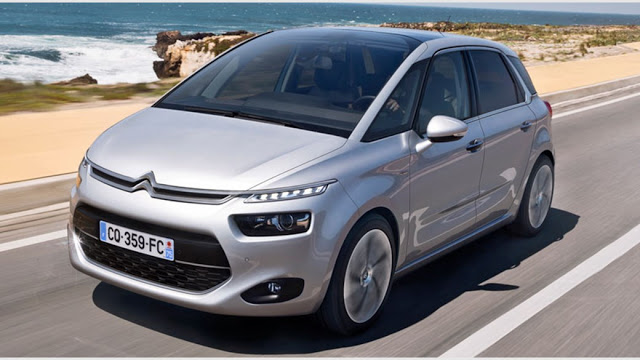 Is the New Citroen C4 Picasso the MPV of the Year?