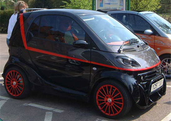 Check Out These Other Cool Smart Car Body Kits From Around The World