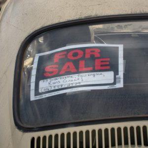 Things to Keep in Mind When Buying a Used Car