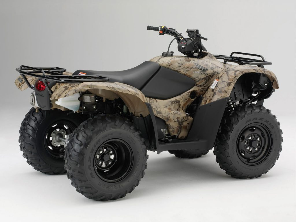 Honda FourTrax Rancher Quad Bike