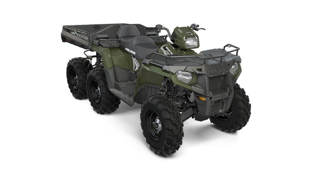Polaris Sportsman 570 Quad Bike