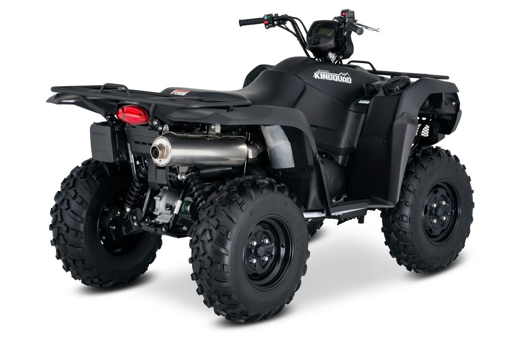 Suzuki KingQuad 750AXi Quad Bike
