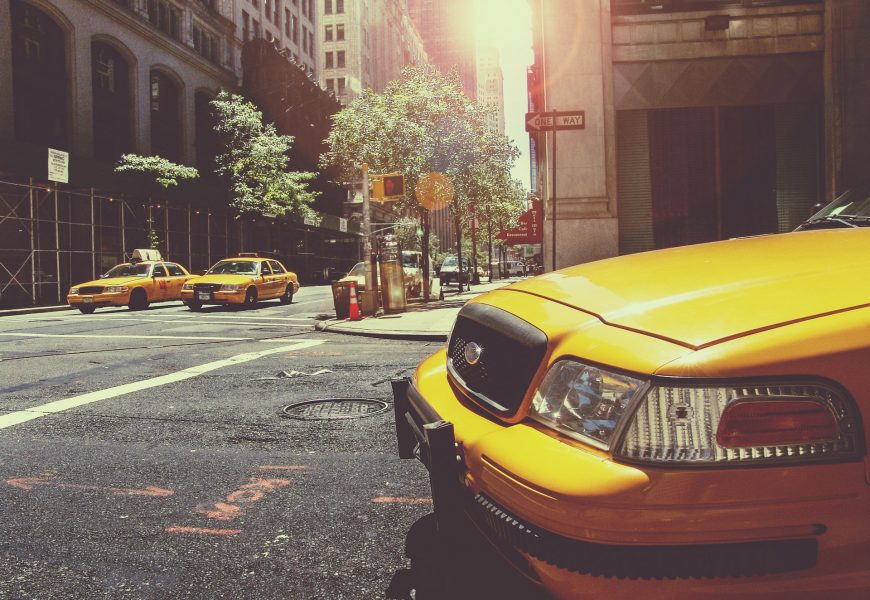 The Best and Coolest Cars for Cab Drivers